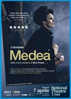 Medea: National Theatre Live