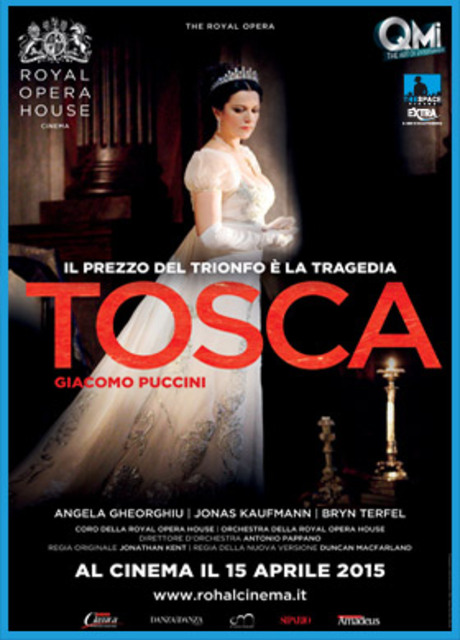 Tosca - Royal Opera House