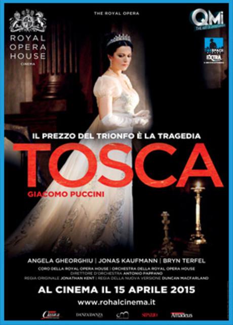 Tosca - Royal Opera House