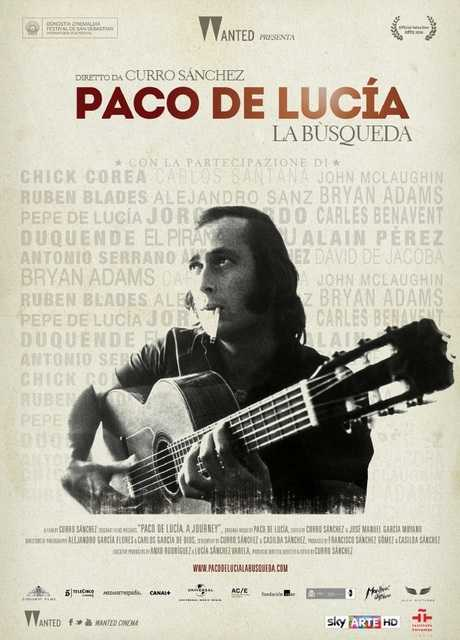 Paco De Lucía, la Busqueda