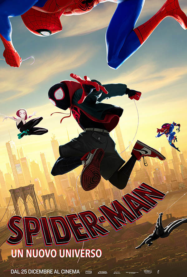 Untitled Animated Spider-Man Movie