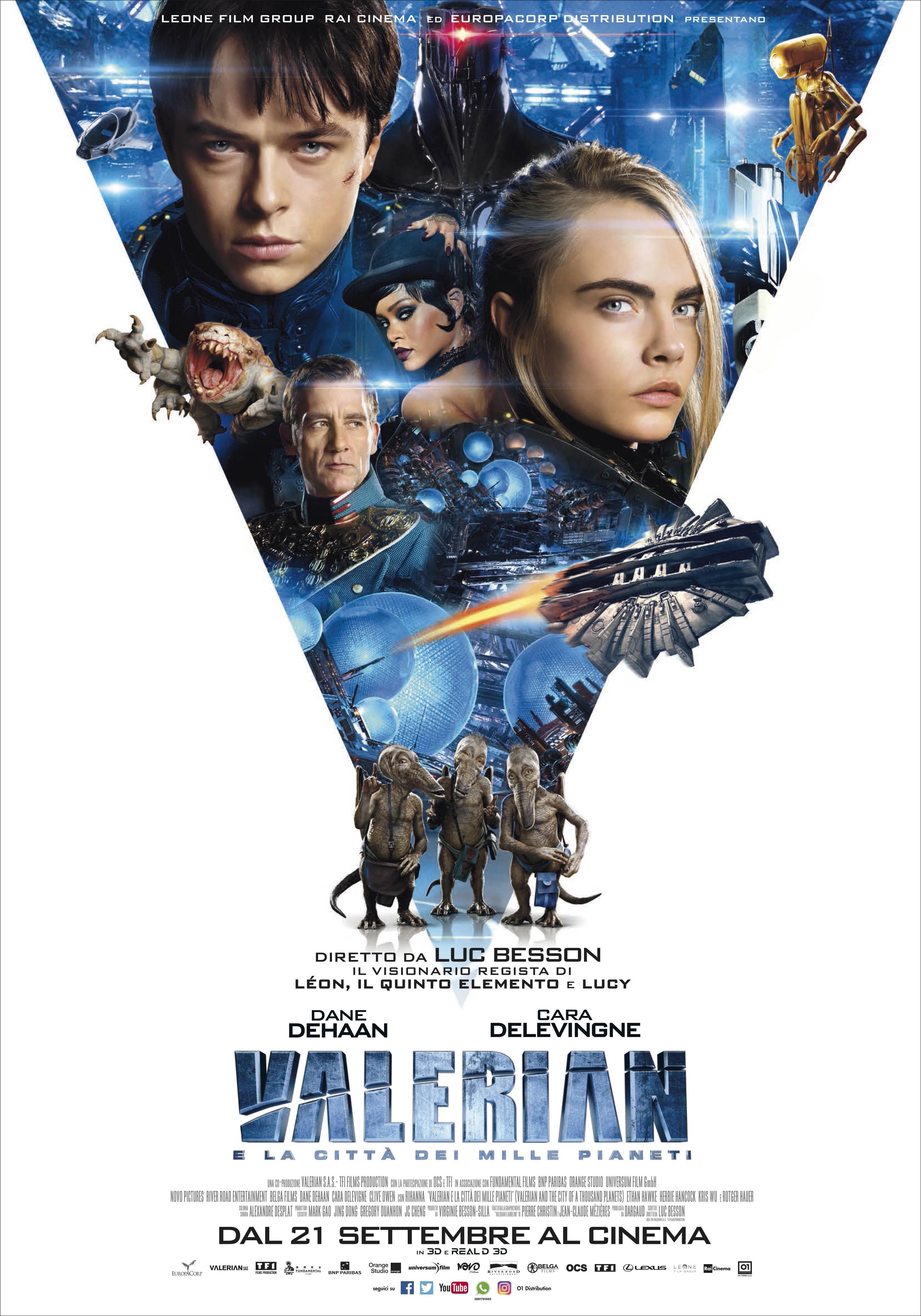 Valerian - E la città dei mille pianeti