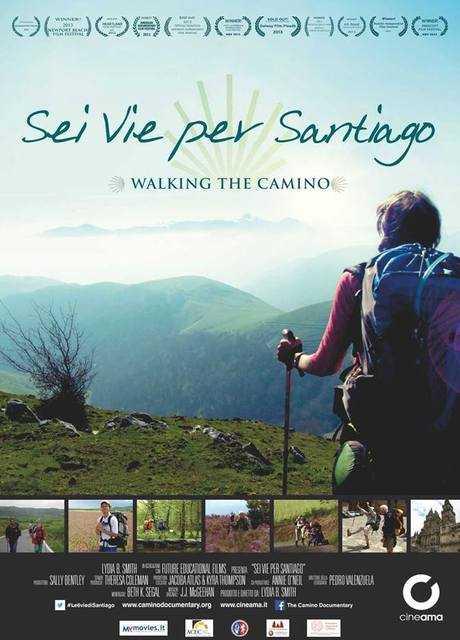 Sei vie per Santiago