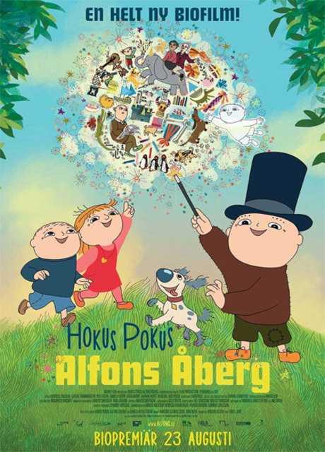 Hocus Pocus, Alfie Atkins