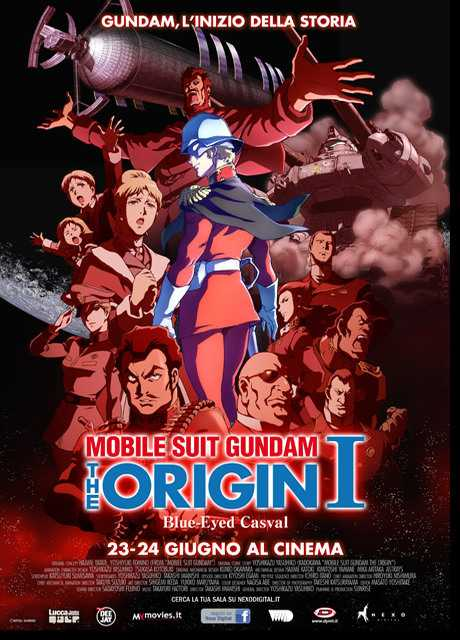 Mobile Suit Gundam - The Origin I