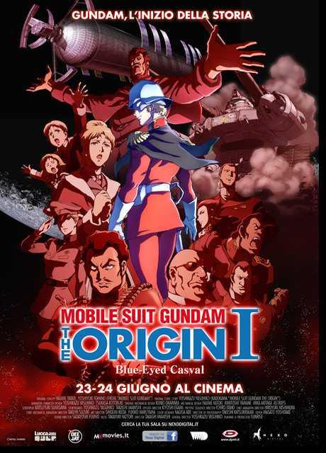 Mobile Suit Gundam - The Origin I