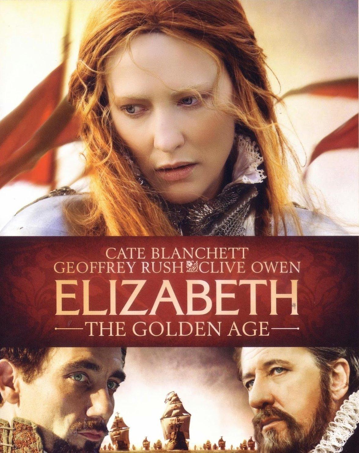 Risultati immagini per Elizabeth: The Golden Age eddie redmayne locandina
