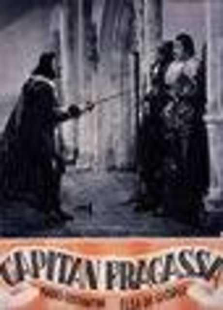 Capitan Fracassa (1940)