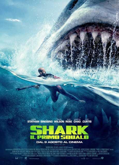 Shark - Il primo Squalo