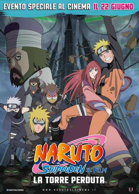 Naruto - La torre perduta