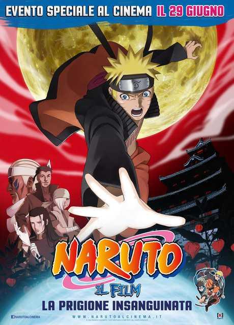 Naruto - Il film: La prigione insanguinata