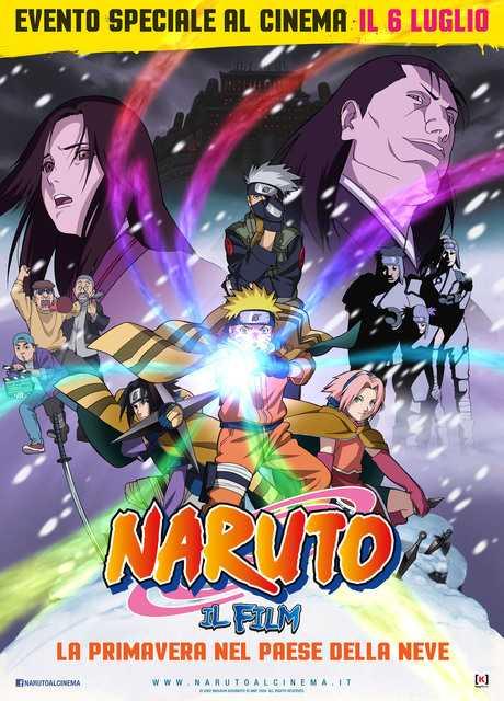 Naruto - La Primavera nel Paese della Neve