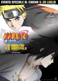 Naruto Shippuden: Il maestro e il discepolo