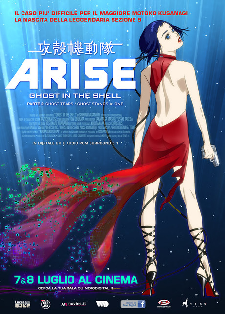 Ghost in the shell - Arise (Parte 2)
