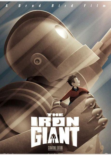 Il Gigante di Ferro - Signature Edition