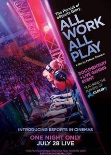 ESL eSports - All Work All Play