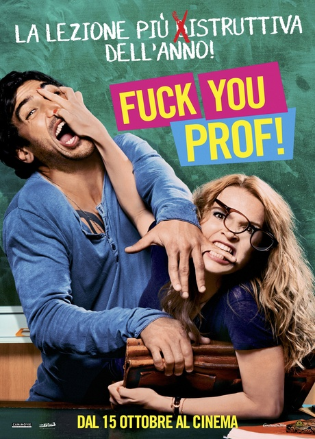 Fuck You, Prof!