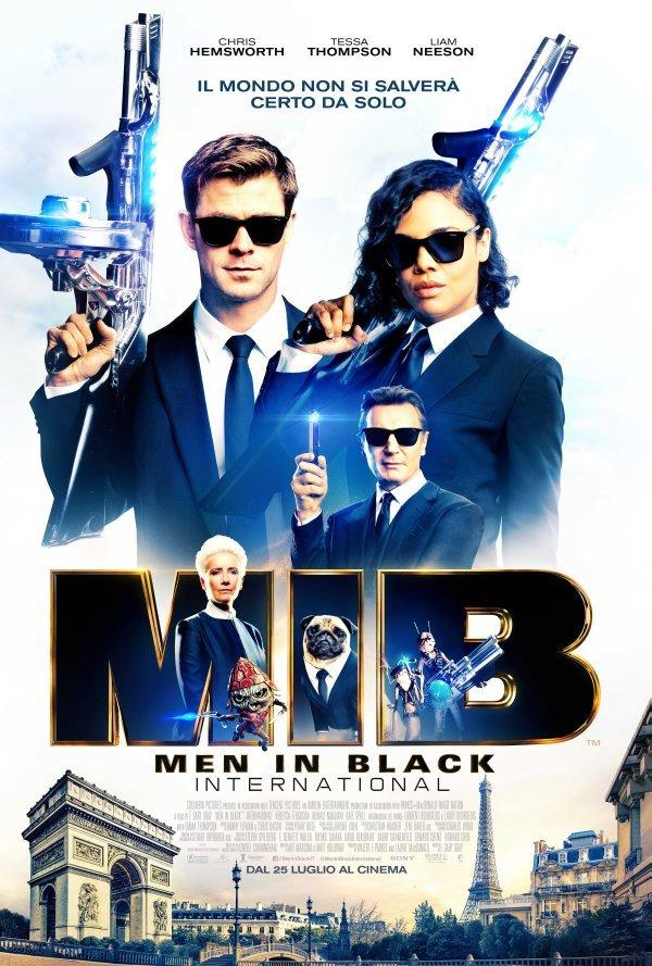 Men in Black International