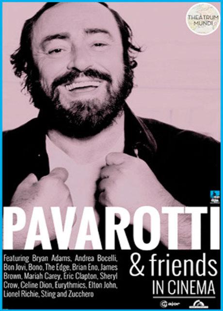Pavarotti & Friends