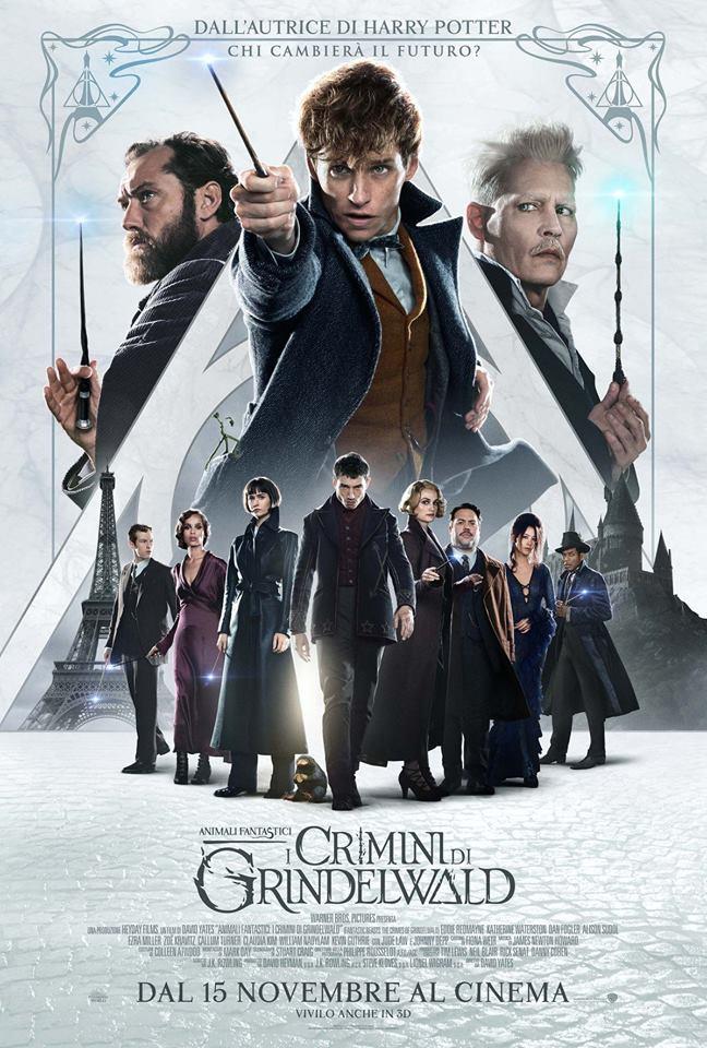 Animali fantastici e dove trovarli: I crimini di Grindelwald