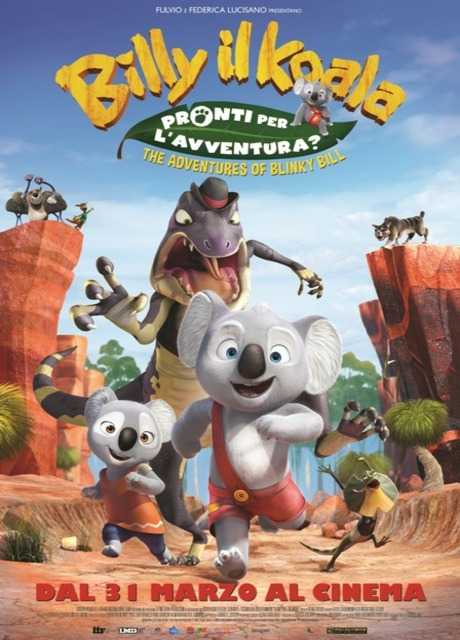 Billy il koala - Le avventure di Blinky Bill