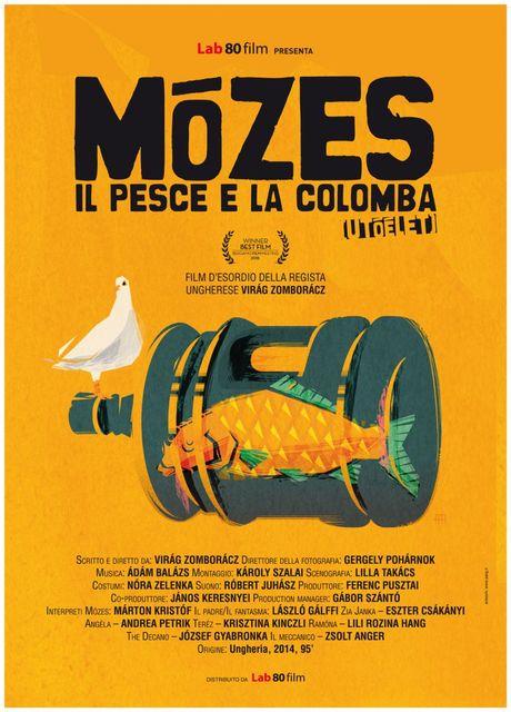 Mózes, il pesce e la colomba