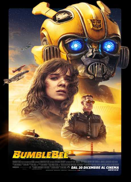 Transformers spin-off su Bumblebee