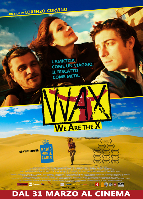 WAX – We are the X