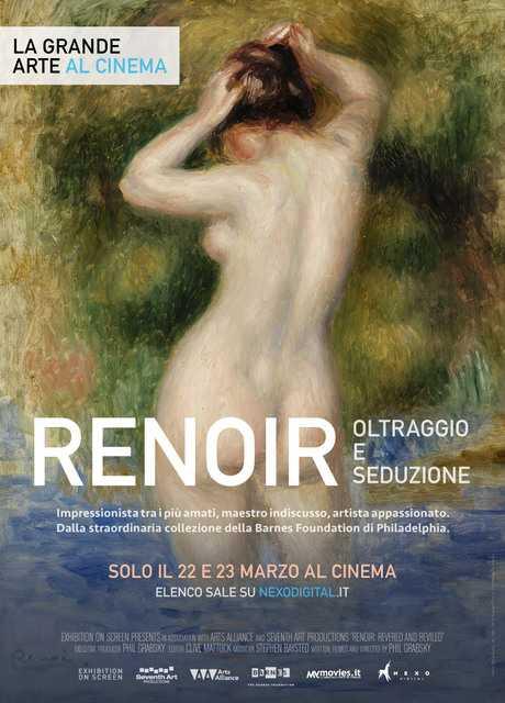 Renoir - Oltraggio e seduzione