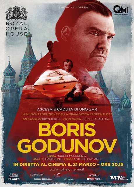 Boris Godunov - Royal Opera House