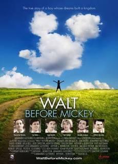 Walt prima di Topolino