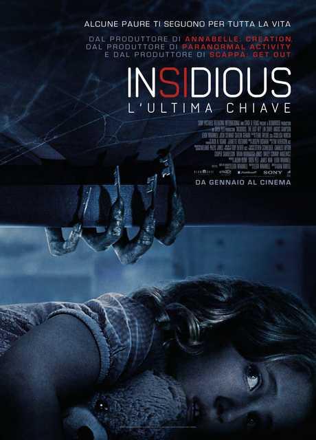 Insidious - L'Ultima Chiave