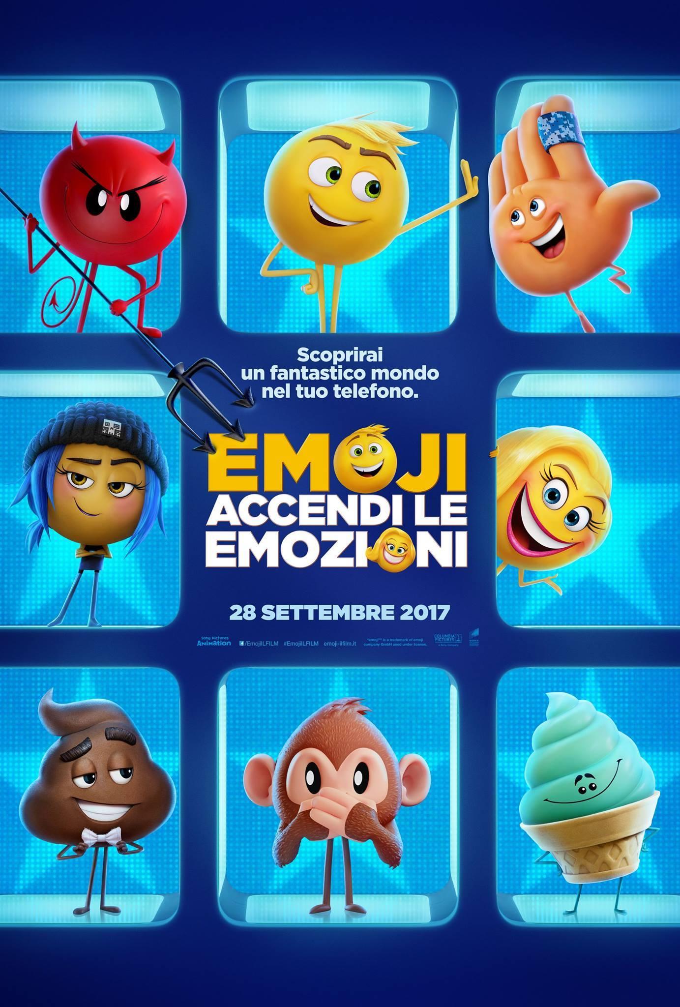 EmojiMovie: Express Yourself