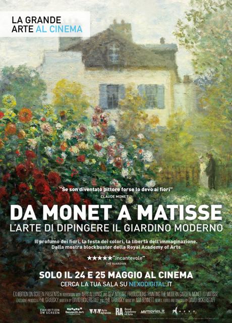 Da Monet a Matisse - L'arte di dipingere giardini