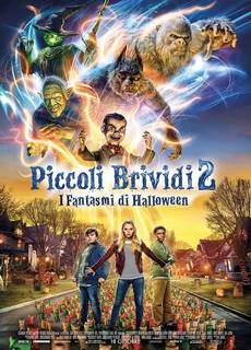 Piccoli Brividi 2: I Fantasmi di Halloween