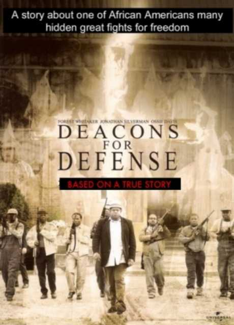 Deacons for Defense - Lotta per la libertà