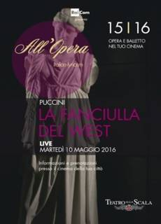 La fanciulla del West - Teatro alla Scala