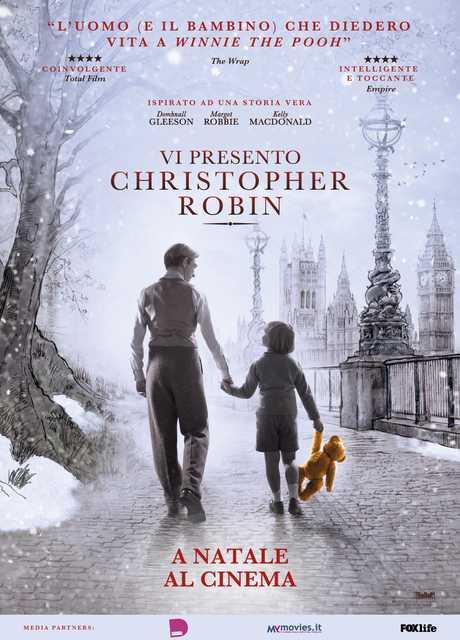 Addio Christopher Robin