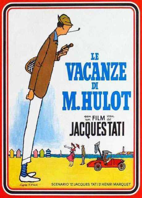 Risultati immagini per Le Vacanze di Monsieur Hulot