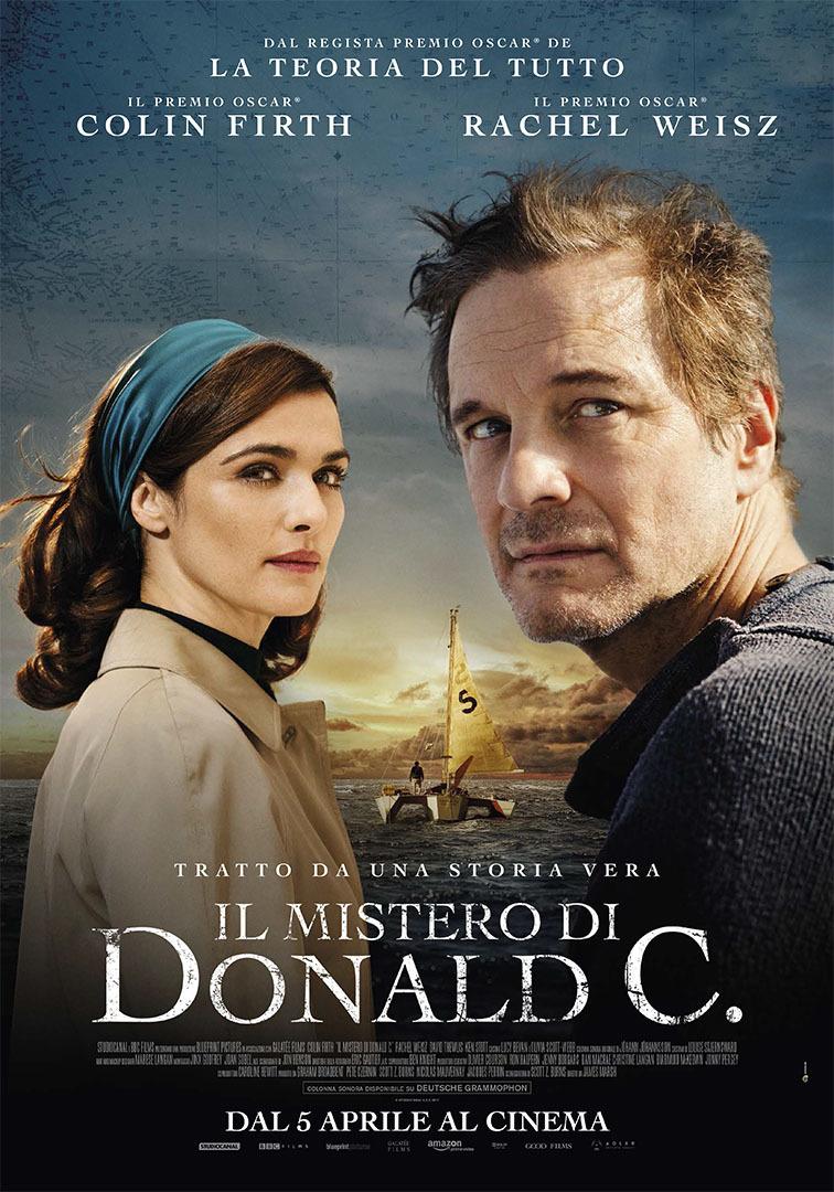 Il mistero di donald c trama e cast screenweek for Una casa nel cuore trama