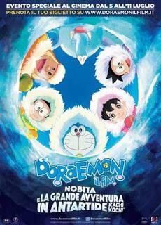 Doraemon: La grande avventura in Antartide