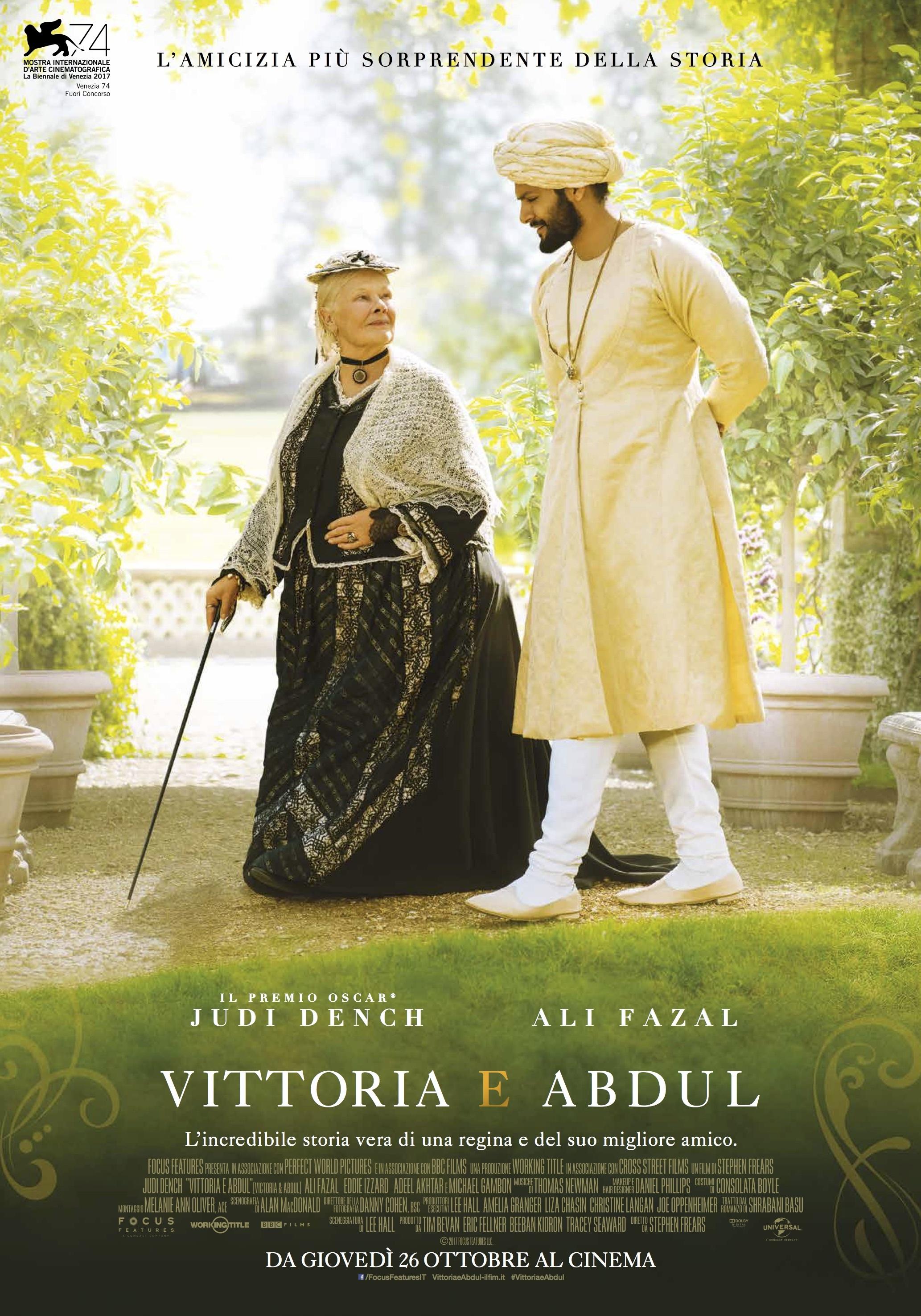 Vittoria e Abdul
