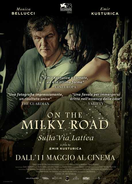 On the Milky Road - Sulla Via Lattea