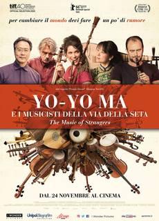 Yo-Yo Ma e i musicisti della via della seta – The Music of Strangers