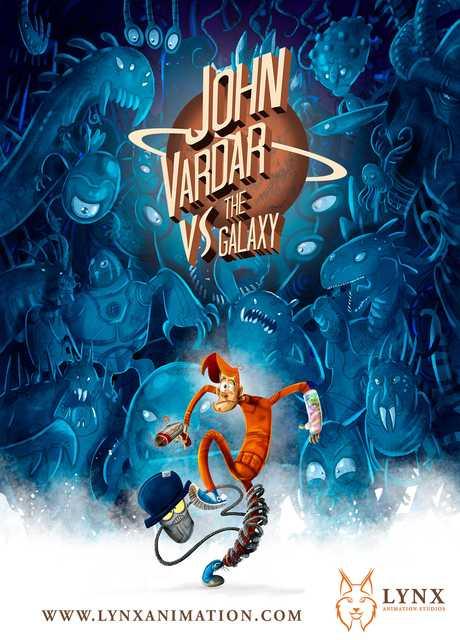 John Vardar vs. the Galaxy