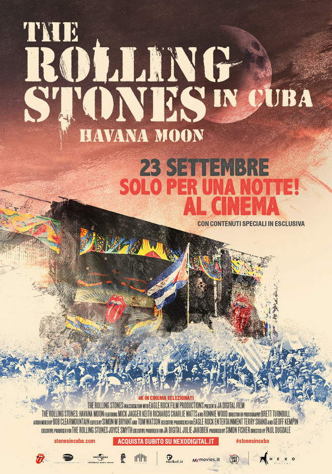 The Rolling Stones in Cuba - Havana Moon