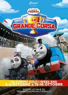 Il Trenino Thomas - La grande corsa