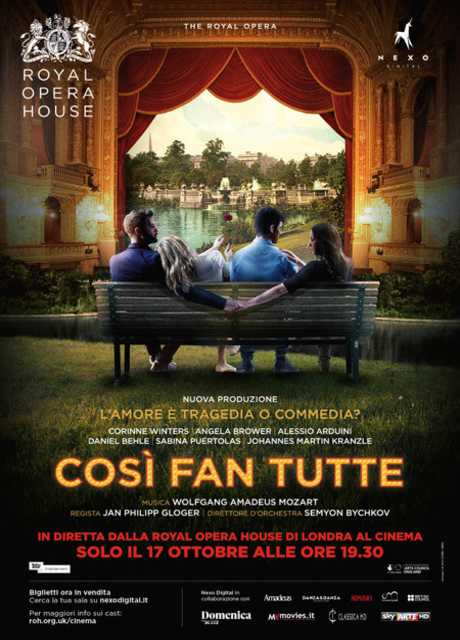 The Royal Opera - Così fan tutte