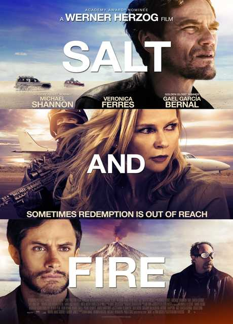 Salt And Fire