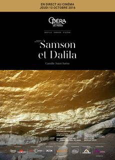 Opéra Bastille: Sansone e Dalila